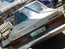 Toyota Cressida 3,0 Stripping For Spares Parts and Accessories