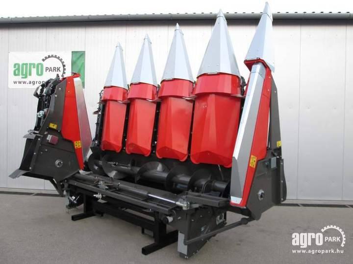 Claas Tecnomais New 6 Row Foldable Corn Header For - 2019