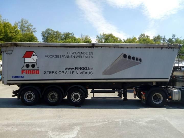 Schmitz Cargobull SKI27 - 48 m³ - 2007