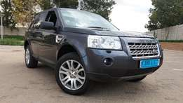 2009 Land rover Freelander 2.2 TD4 HSE AT in Great allround condition