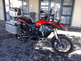BMW GS 800 for sale.