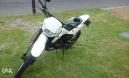 Bashan 250 cc in daily use for sale