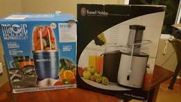Nutribullet and a Juicer gor Sale