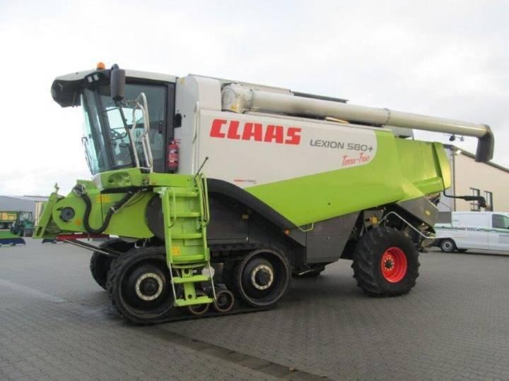 Claas Lexion 580TT - 2008
