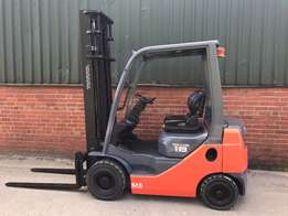 Perfect state Toyota Diesel Forklift 2.8T