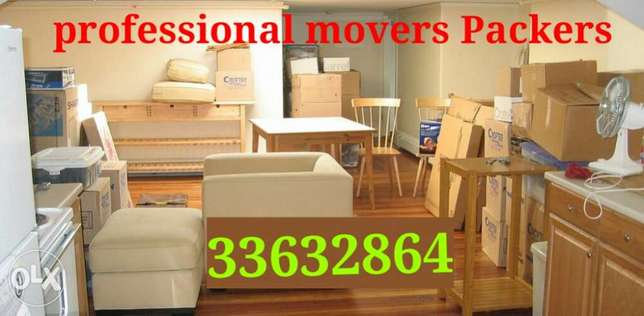 Services available all over Bahrain moving packing with low price