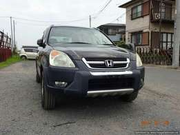 Outstanding offer Honda CRV 2004 CIF $3500 to your port