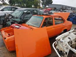Ford escort stripping for spares