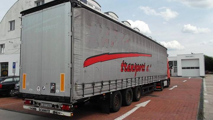 Schmitz Cargobull Other - 2009