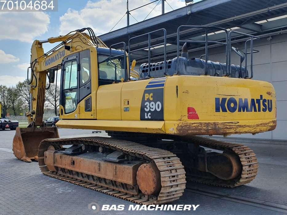 Komatsu PC 390LC-8M0 Hammer line - extendable undercarriage - 2016 - image 2