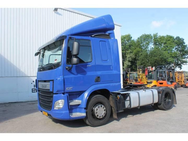 DAF CF290 Euro6 4x2 Vrachtwagen - 2015