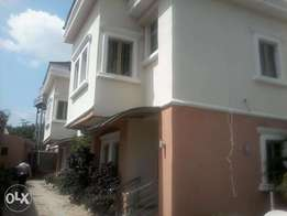 Brand new 3 units of 4 bedroom terrace duplexes with a study room,