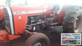 MF275 used Tractor