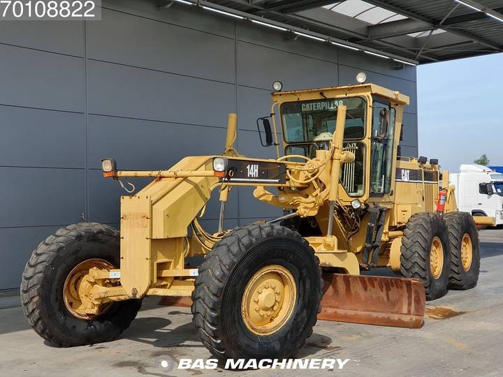 Caterpillar 14H Nice and clean condition - 2000
