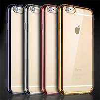 IPhone Clear back Cover