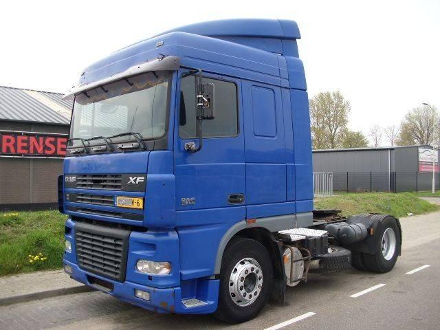 DAF XF 95 480 SC MANUAL+RET.+EURO 3+HOLLAND TRUCK - 2005