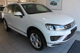 Volkswagen (VW) - Touareg GP 3.0 V6 TDi Luxury Tiptronic