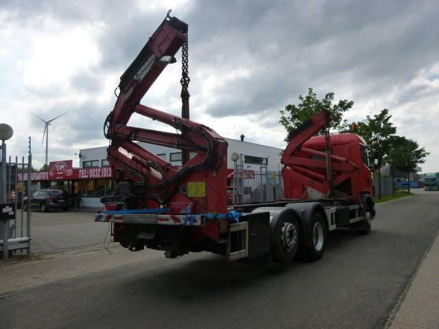 Scania R124-6x2 - 2002 - image 3