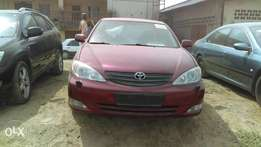 Tokunbo super neat big for nothing camry