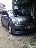 Nissan Note for sale plus Uber account 550k