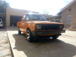 Nissan 1400 for sale or swop