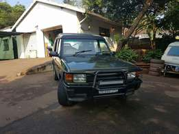 1997 Land Rover Discovery 1 3.9 V8 - Sale or swop Utility or Isuzu