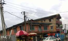 A story house on 650m2 land for sale in surulere