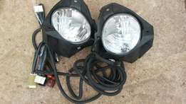 Toyota Hilux Driving lights