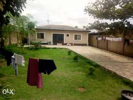 4 Bedroom Bungalow with One Sfor sale at Igando Alimosho area