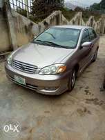 A few month used 2004 Toyota Corolla Sport FULLY PADDED for sales