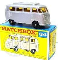 Matchbox models (many) boxed
