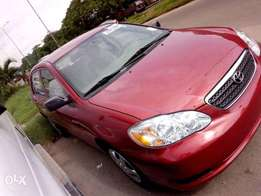 Toyota Corolla '05 very clean perfect working condition