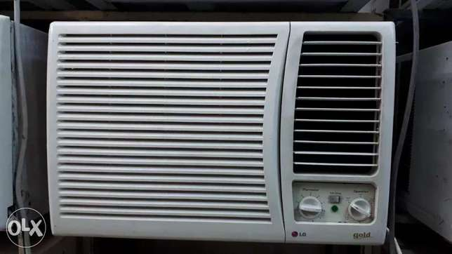 Window AC for sale.