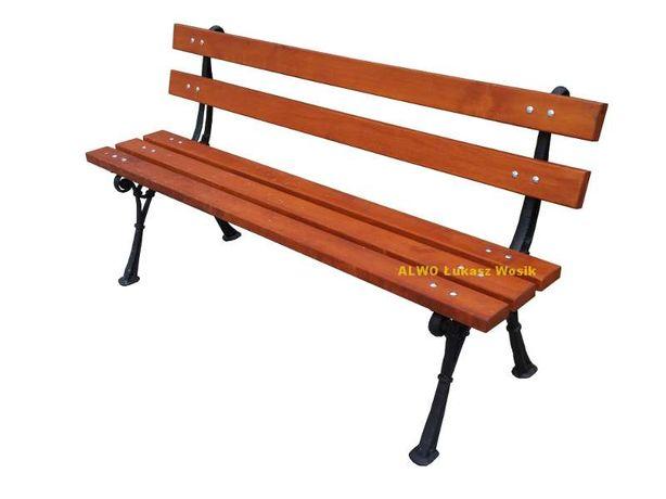 Inne rodzaje Ławka parkowa ławka ogrodowa producent ławki meble ogrodowe żeliwe CE45