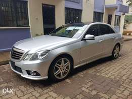 Mercedes Benz E250 - Panoramic Sunroof - AMG kitted