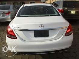 Mercedes Benz C Class 2016 Model
