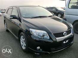 Toyota Fielder X202 with leather seats 2011