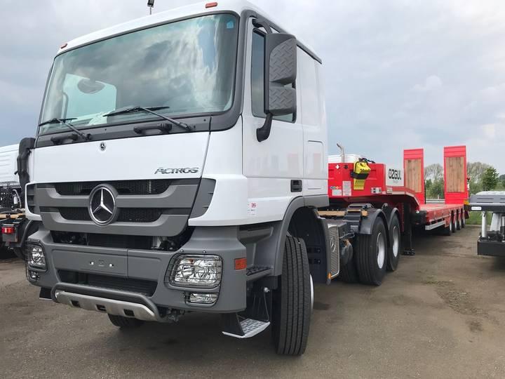 Mercedes-Benz Actros 3340 S 6x4 Tractor Head EURO 2 - 2019