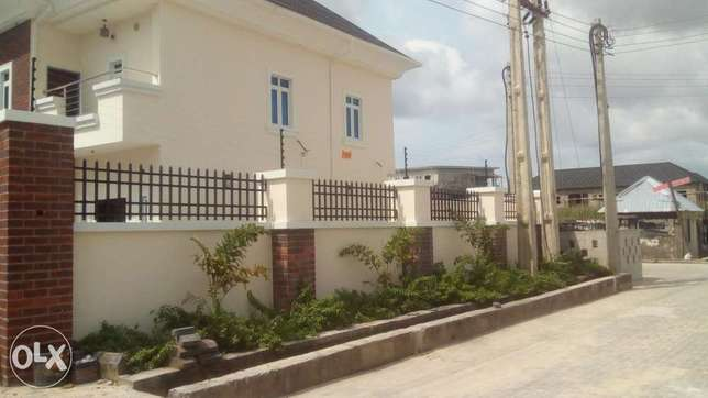 Brand new 3bed terrace with a room bq for sale at s-fort estate ajah Aja - image 7