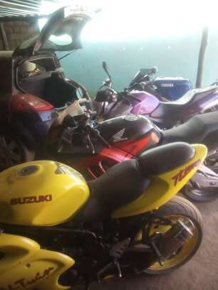 Suzuki TL1000's engines rebuilds and a lot of spares for sale