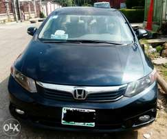 Bought Brand new Honda Civic 2012