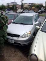 A Used Toyota Matrix For Sale