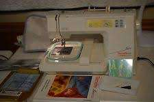 Bernina bernette deco 500 embroidery machine for sale