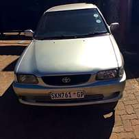 2005 Toyota Tazz 130 for sale in Gauteng