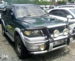 Mitsubishi Challenger on quick sale