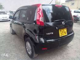 Nissan Note KCC