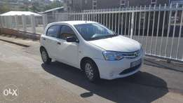 2012 Toyota etois a real dream indeed for sale. Toyota lead the way