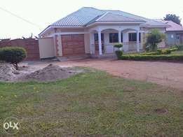 4 bedroom bungalow for sale at Nkumba Entebbe