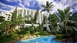 Cabana Beach, Umhlanga, 6 Sleeper, 27 May - 3 June 2017