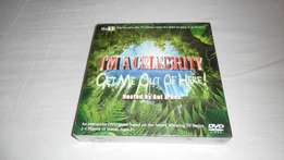 "I'm A Celebrity ""Get Me Out Of Here"" Dvd Game"